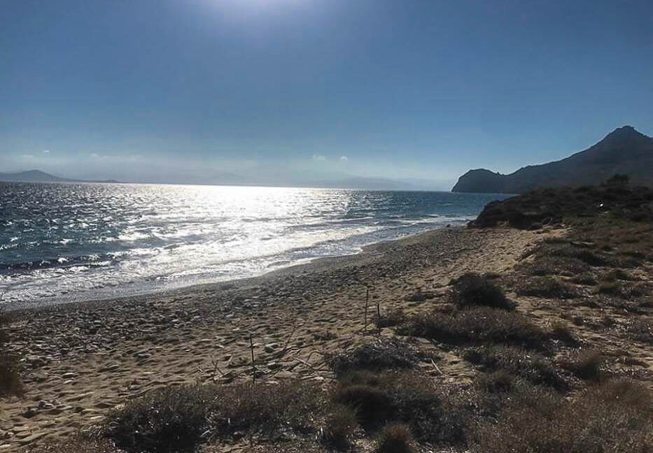 Seafront Land in Paros Greece to built, Land for Sale Cyclades Greece2