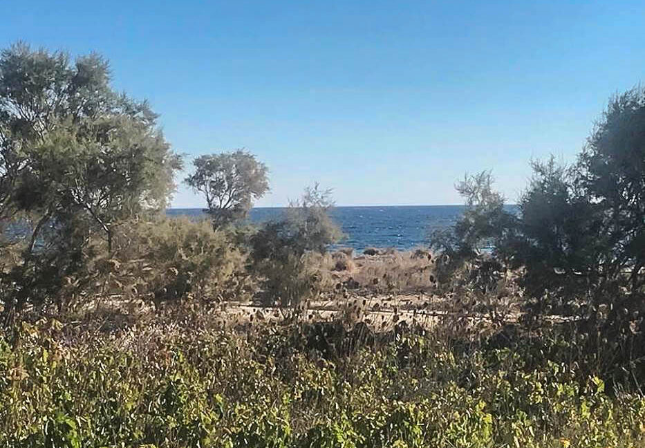 Seafront Land in Paros Greece to built, Land for Sale Cyclades Greece5
