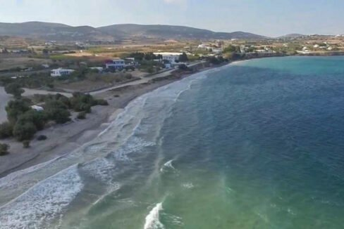 Seafront Land in Paros Greece to built, Land for Sale Cyclades Greece9