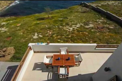 Seafront Maisonette with Private Pool in Naxos Greece 4