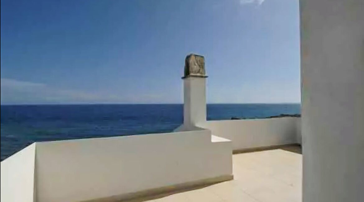 Seafront Maisonette with Private Pool in Naxos Greece 6