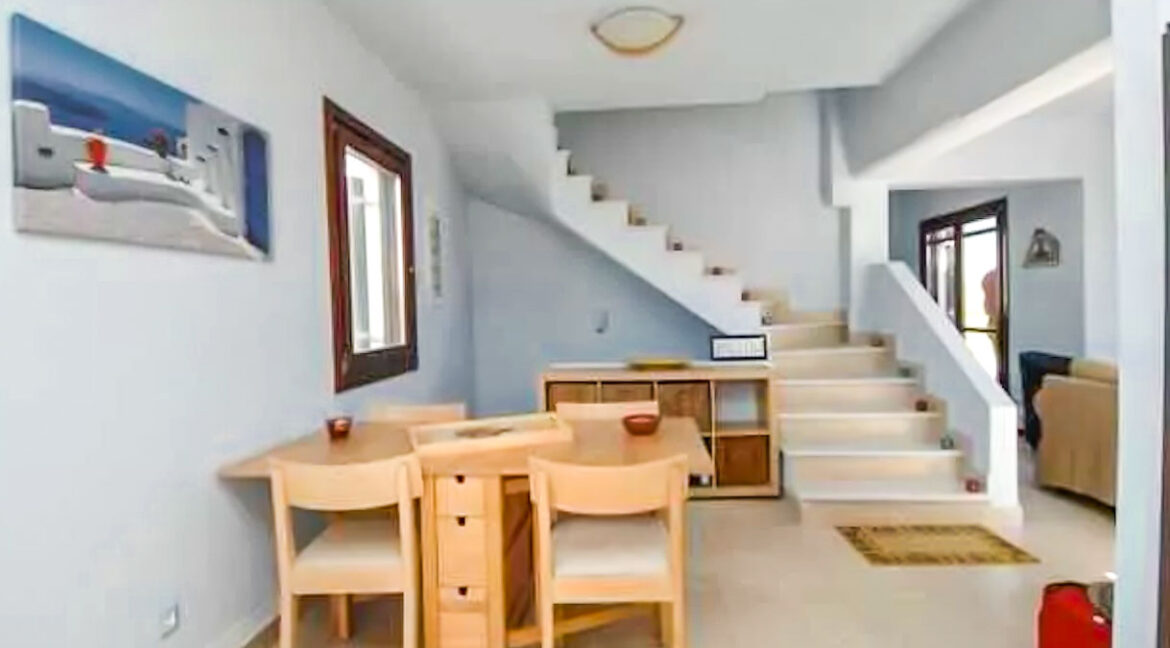 Seafront Maisonette with Private Pool in Naxos Greece 7