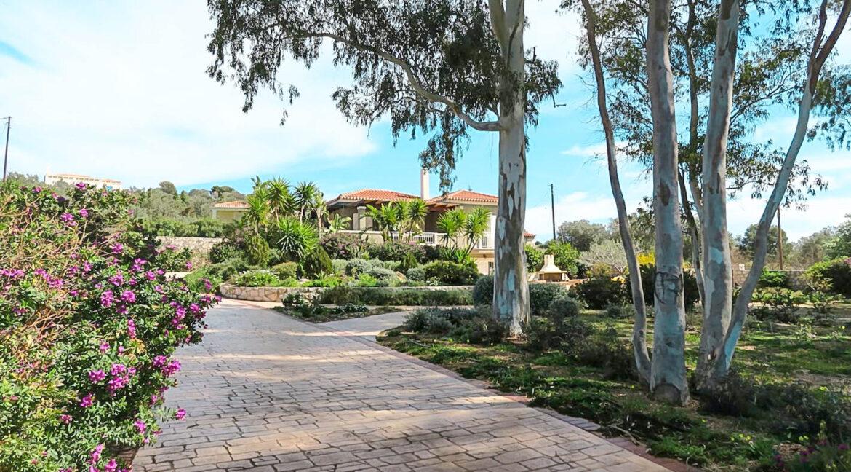 Seafront Paradise Villa at Porto Heli Peloponnese, Porto Heli Properties 1