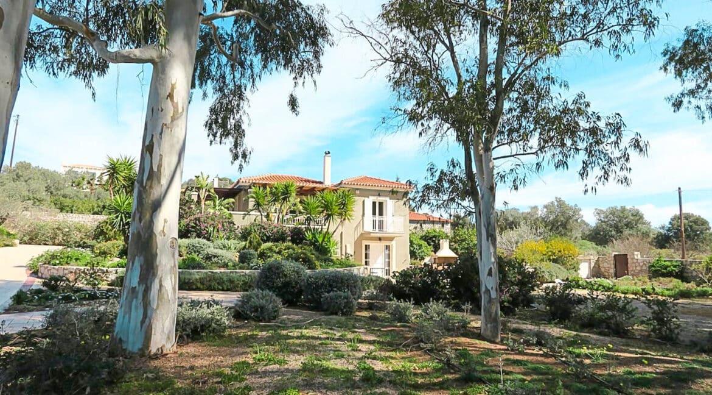 Seafront Paradise Villa at Porto Heli Peloponnese, Porto Heli Properties 6
