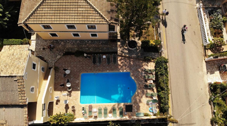 Small Hotel for Sale Corfu Greece , Hotels for Sale Corfu Greece 1