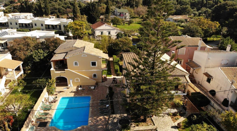 Small Hotel for Sale Corfu Greece , Hotels for Sale Corfu Greece 2