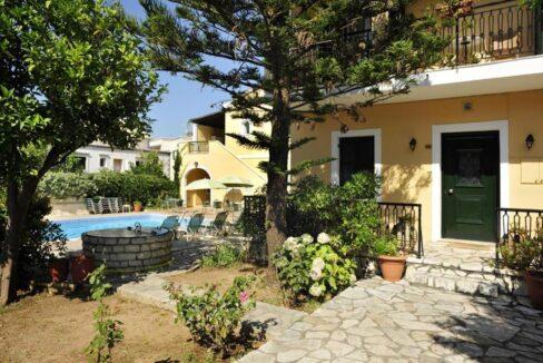 Small Hotel for Sale Corfu Greece , Hotels for Sale Corfu Greece 4