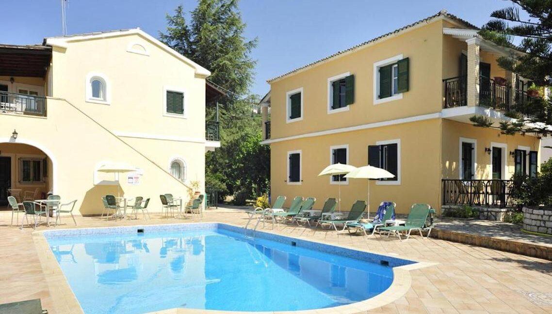 Small Hotel for Sale Corfu Greece , Hotels for Sale Corfu Greece 9