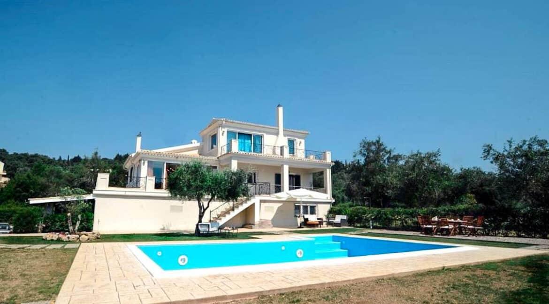 Villa For Sale Corfu Greece. Luxury Corfu Homes 30