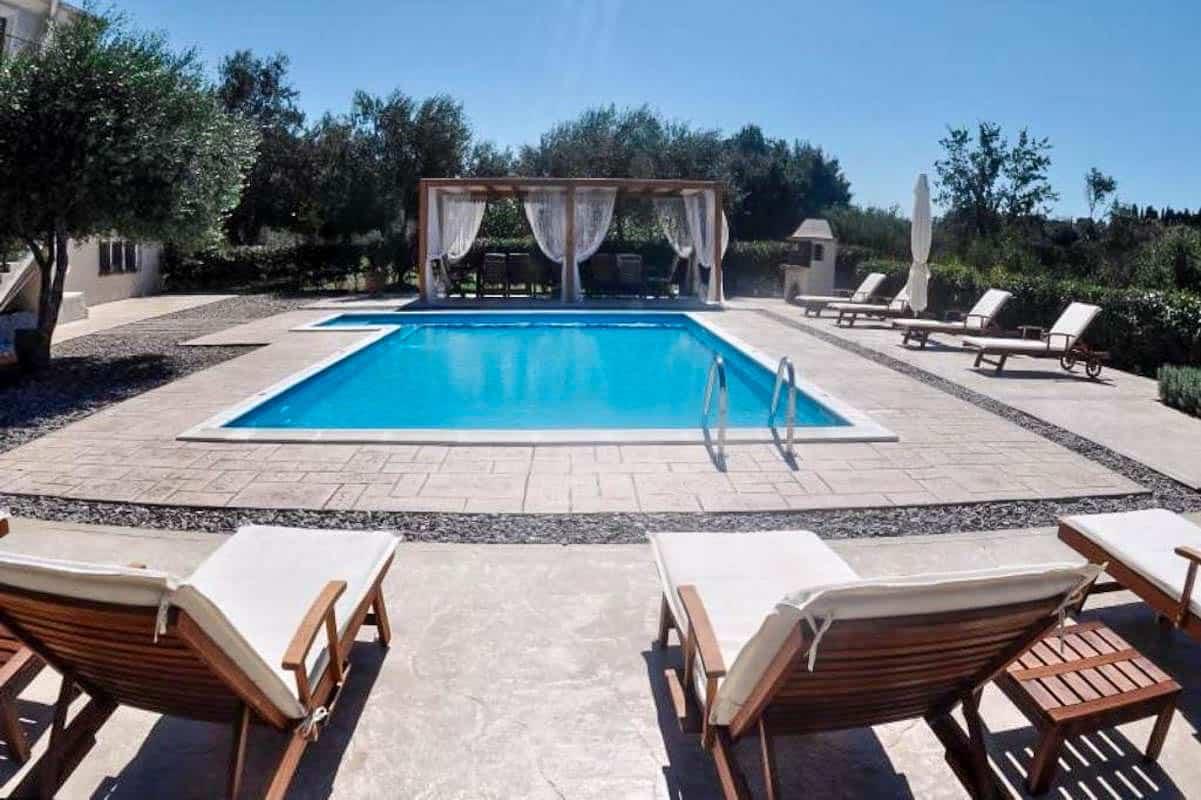 Villa For Sale Corfu, Poulades
