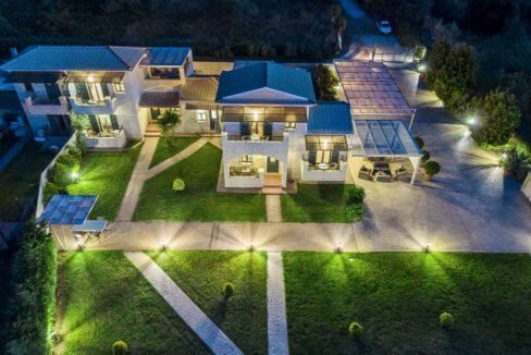 Villa For Sale South Corfu Greece, Luxury Corfu Properties