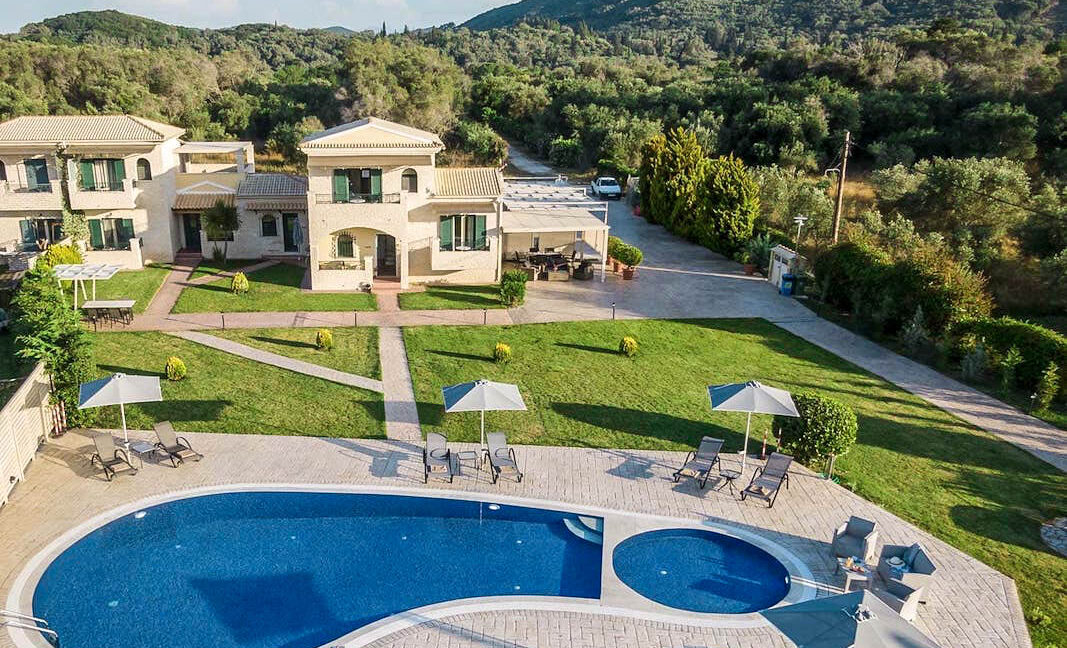 Villa For Sale South Corfu Greece, Luxury Corfu Properties 14