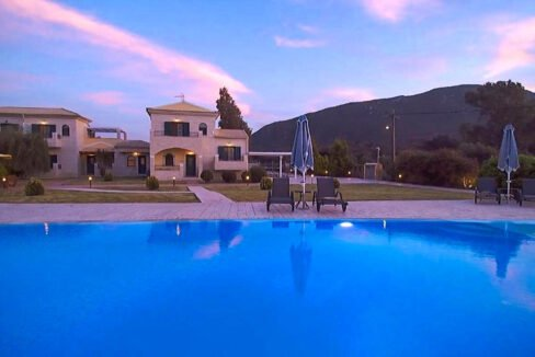 Villa For Sale South Corfu Greece, Luxury Corfu Properties 27