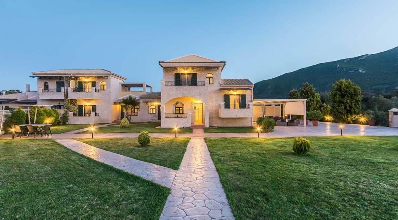 Villa For Sale South Corfu Greece, Luxury Corfu Properties 3