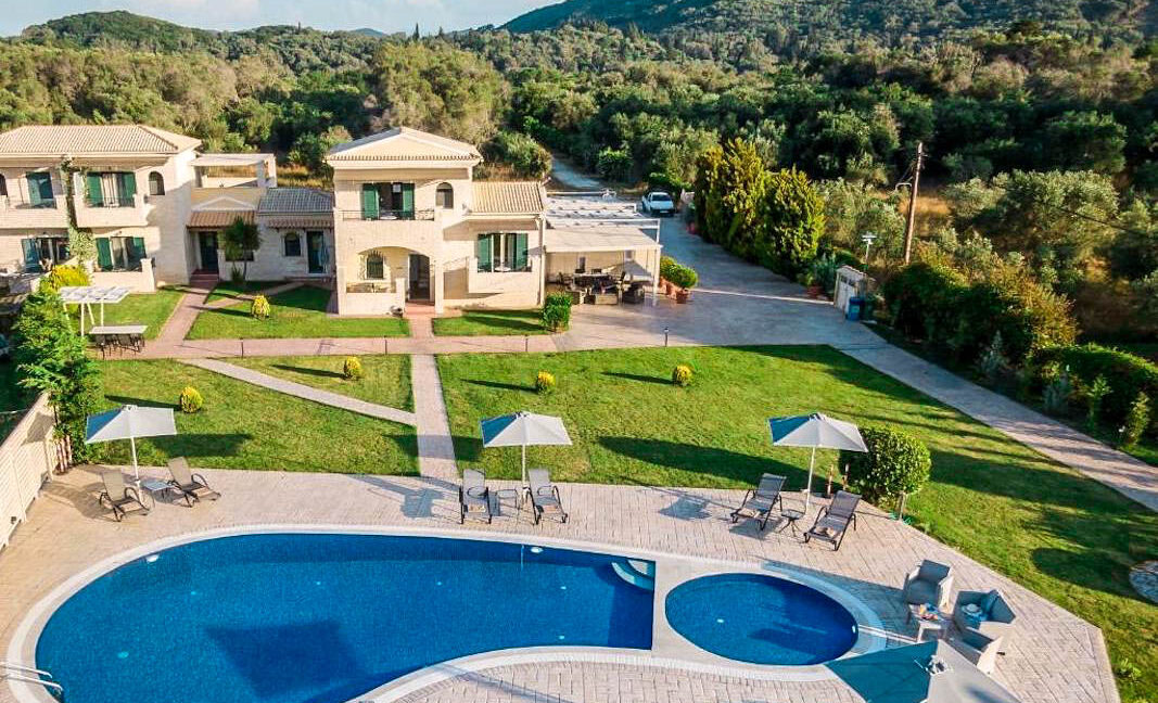 Villa For Sale South Corfu Greece, Luxury Corfu Properties