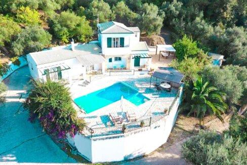 Villa For Sale South Corfu Greece, Property in Corfu 13