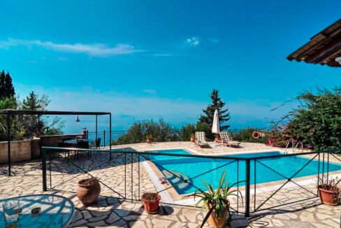 Villa For Sale South Corfu Greece, Property in Corfu 16