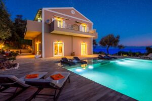 Villa by the sea Corfu Greece. Corfu Luxury Homes