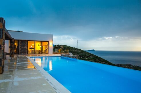 Villa for sale on the island Crete Greece, Luxury Properties Crete Greece