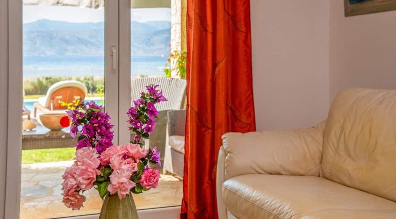Villa with direct sea access at Corfu, Kassiopi. Corfu Luxury homes 13