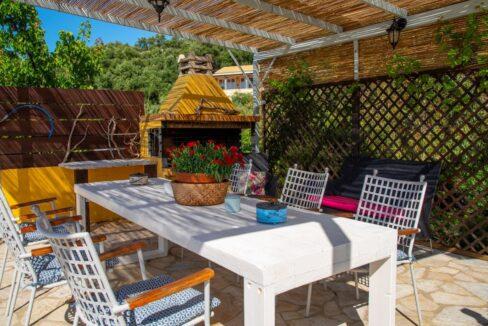 Villa with direct sea access at Corfu, Kassiopi. Corfu Luxury homes 14