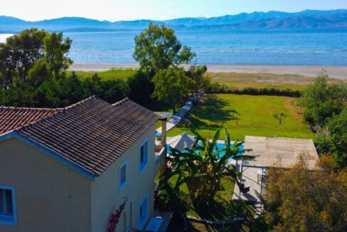Villa with direct sea access at Corfu, Kassiopi. Corfu Luxury homes 16