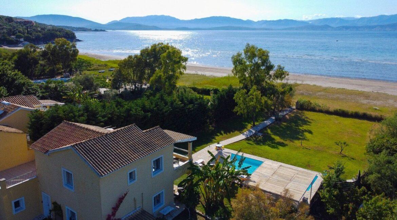 Villa with direct sea access at Corfu, Kassiopi. Corfu Luxury homes 17