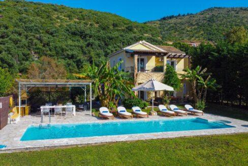 Villa with direct sea access at Corfu, Kassiopi. Corfu Luxury homes 18