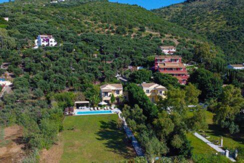 Villa with direct sea access at Corfu, Kassiopi. Corfu Luxury homes 19