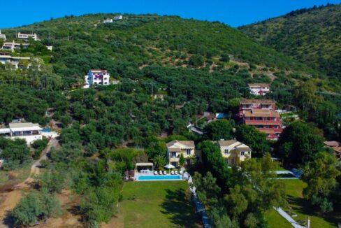 Villa with direct sea access at Corfu, Kassiopi. Corfu Luxury homes 21