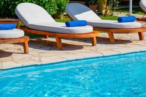Villa with direct sea access at Corfu, Kassiopi. Corfu Luxury homes 23