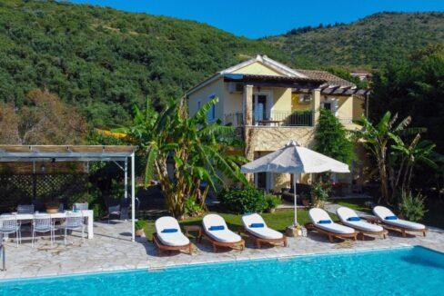 Villa with direct sea access at Corfu, Kassiopi. Corfu Luxury homes 28