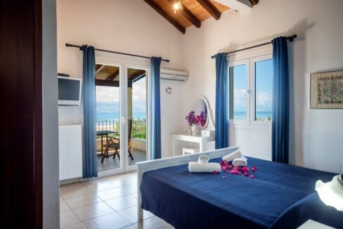 Villa with direct sea access at Corfu, Kassiopi. Corfu Luxury homes 29