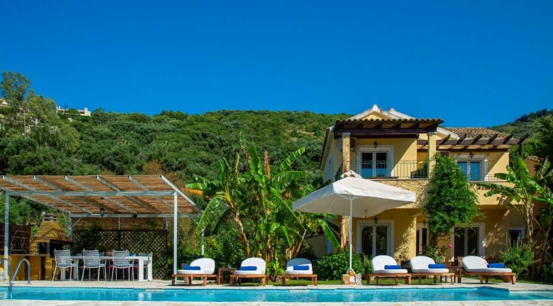 Villa with direct sea access at Corfu, Kassiopi. Corfu Luxury homes 30