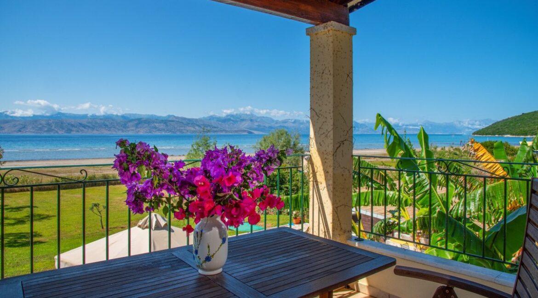 Villa with direct sea access at Corfu, Kassiopi. Corfu Luxury homes 32