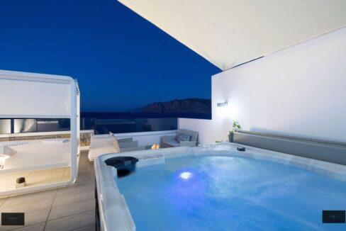Waterfront Villa with sea view in Crete Greece 12