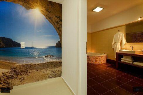 Waterfront Villa with sea view in Crete Greece 3