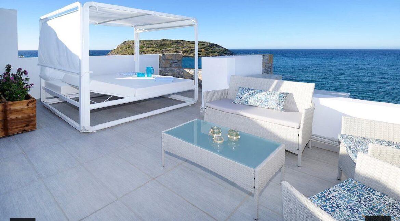 Waterfront Villa with sea view in Crete Greece 4