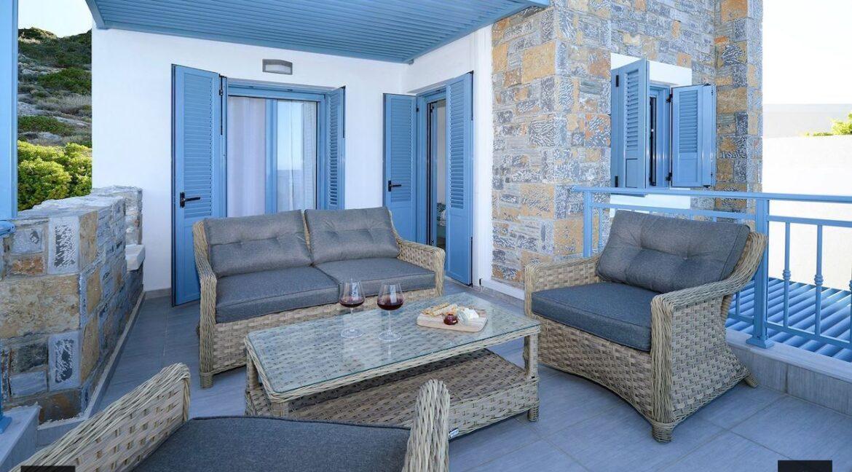 Waterfront Villa with sea view in Crete Greece 6