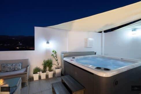 Waterfront Villa with sea view in Crete Greece 9