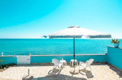 Beachfront House Kassandra Halkidiki Greece for sale. Seafront Houses in Halkidiki for sale