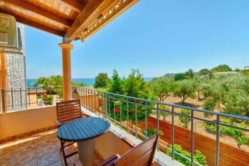 Beachfront Villa for Sale Corfu Greece, Corfu Seafront Properties for sale 19