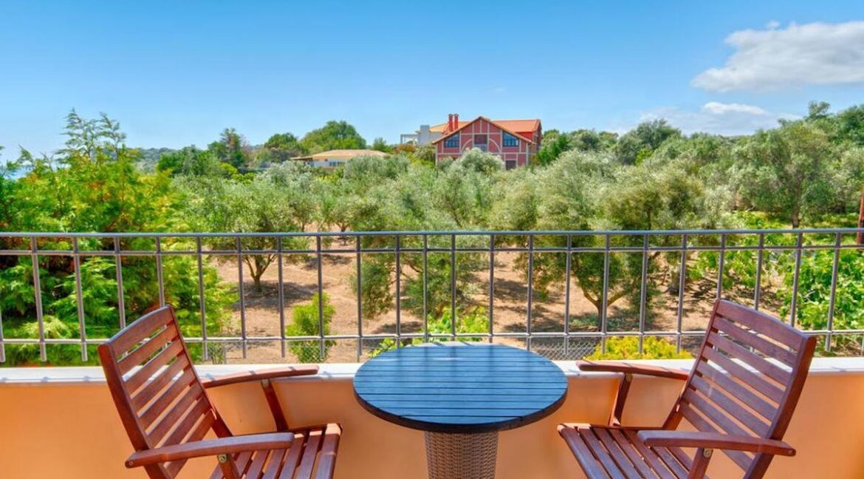 Beachfront Villa for Sale Corfu Greece, Corfu Seafront Properties for sale 20