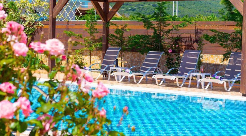Beachfront Villa for Sale Corfu Greece, Corfu Seafront Properties for sale 28