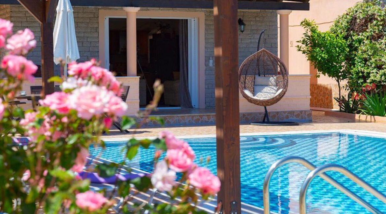 Beachfront Villa for Sale Corfu Greece, Corfu Seafront Properties for sale 29