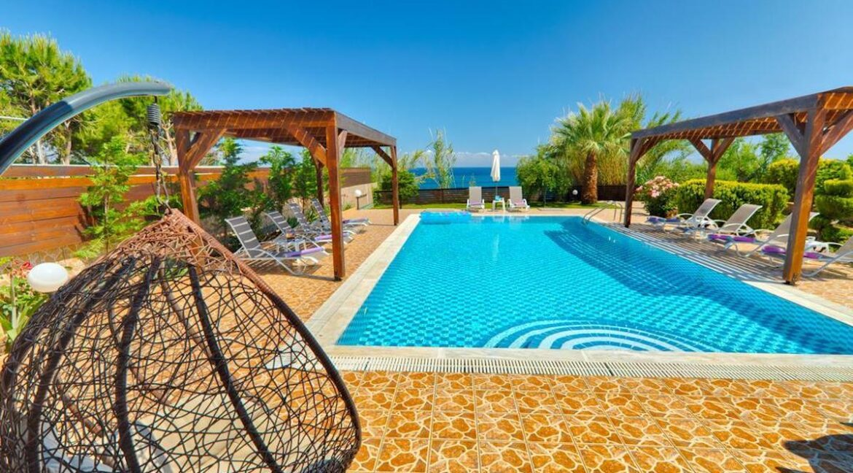 Beachfront Villa for Sale Corfu Greece, Corfu Seafront Properties for sale 36