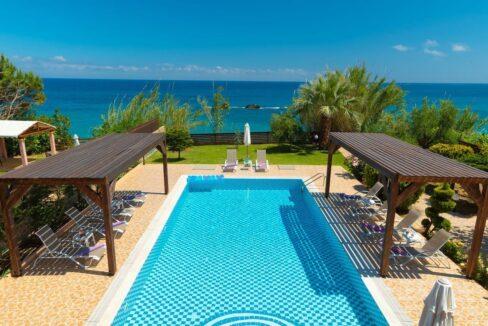 Beachfront Villa for Sale Corfu Greece, Corfu Seafront Properties for sale 6