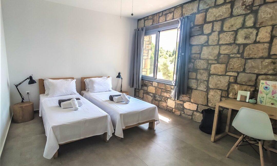 Beautiful villa Sithonia Halkidiki. Hill top Villa Halkidiki Greece for sale 1