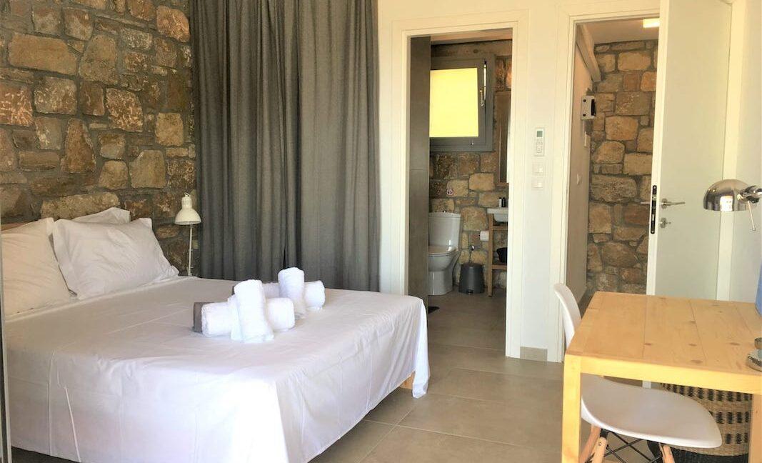Beautiful villa Sithonia Halkidiki. Hill top Villa Halkidiki Greece for sale 13