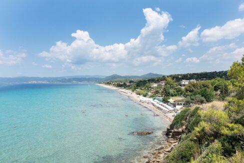 Beautiful villa Sithonia Halkidiki. Hill top Villa Halkidiki Greece for sale 15